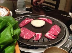 myung ga raw meat